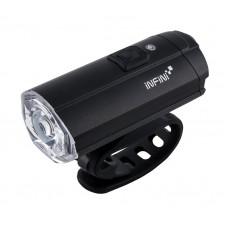 Світло переднє INFINI TRON 500 6 ф-цій чорний USB